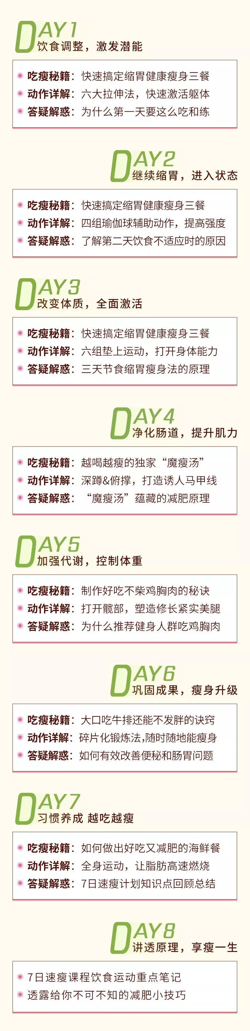 47岁台湾逆龄女神的瘦身秘技:7天居家跟吃跟练狂甩近10斤,轻松雕刻马甲线!-第20张图片-爱课啦