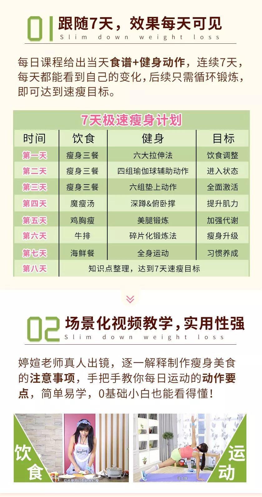 47岁台湾逆龄女神的瘦身秘技:7天居家跟吃跟练狂甩近10斤,轻松雕刻马甲线!-第22张图片-爱课啦