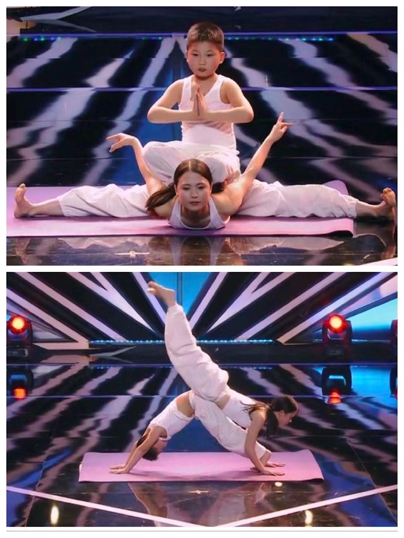 11堂亲子瑜伽课:瑜伽皇后唐幼馨携2宝亲身打造-第13张图片-爱课啦