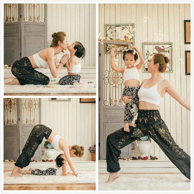 11堂亲子瑜伽课:瑜伽皇后唐幼馨携2宝亲身打造-第40张图片-爱课啦