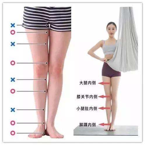 """维密私教美腿秘籍:减腿围 · 消肌肉 · 矫正腿型,每天15分钟练出""""女神腿""""-第29张图片-爱课啦"""