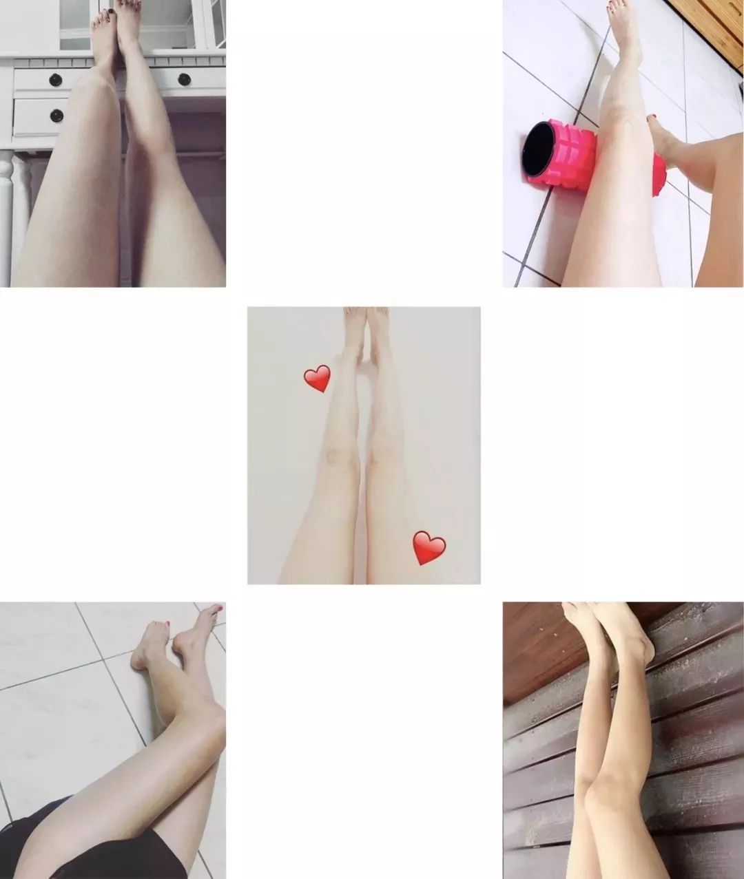 """维密私教美腿秘籍:减腿围 · 消肌肉 · 矫正腿型,每天15分钟练出""""女神腿""""-第32张图片-爱课啦"""