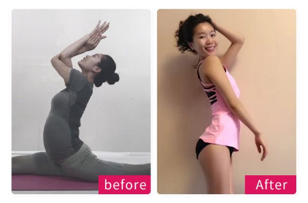 10节速瘦瑜伽:360°精雕体态,让你瘦得轻盈有气质!-第21张图片-爱课啦