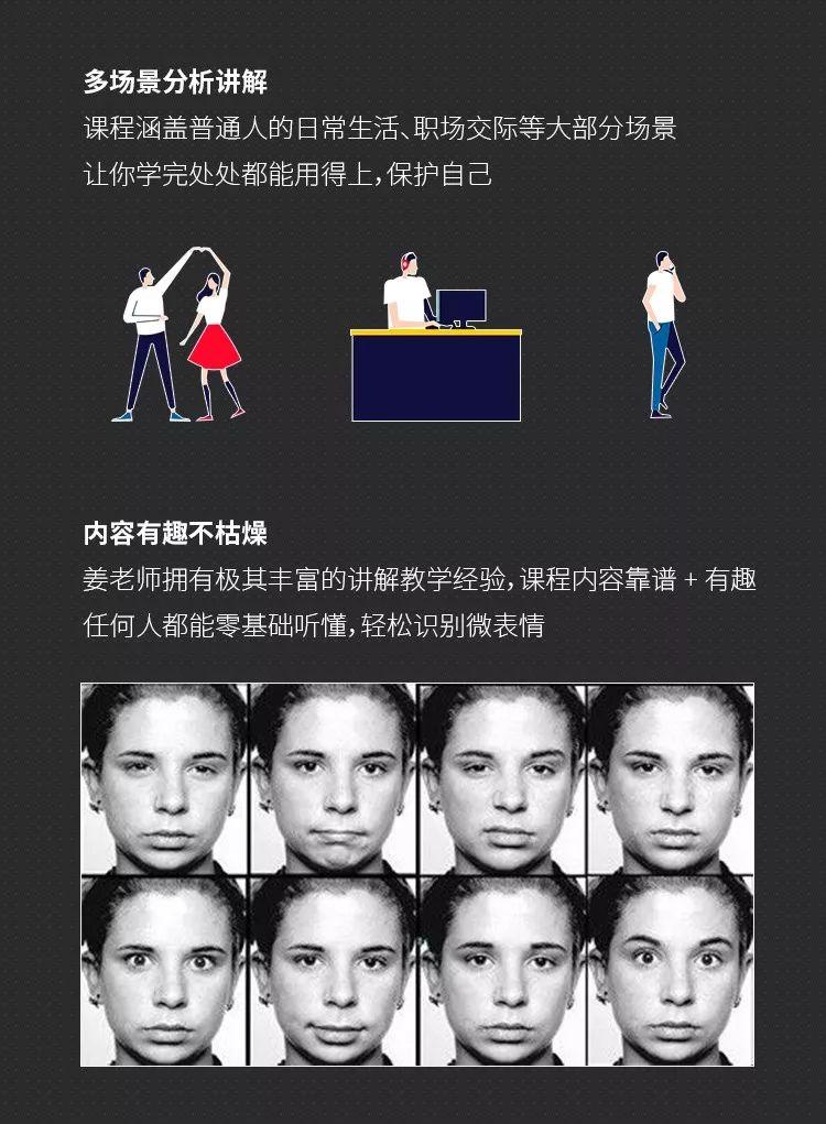 21堂微表情读心术:教你3分钟学会察言观色-第18张图片-爱课啦